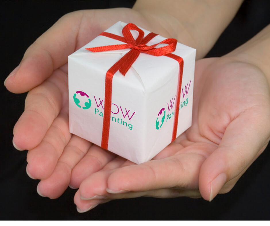 Gift wow parenting course