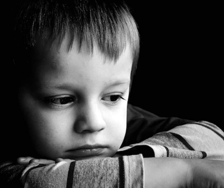 Abuse by parents can destroy a child's self-esteem