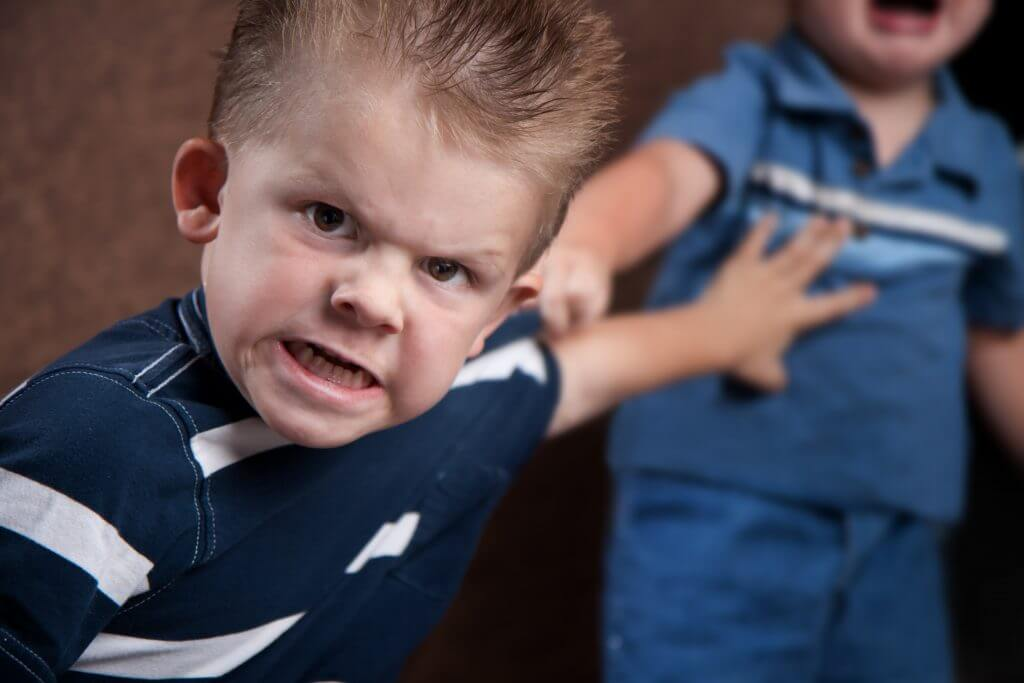 aggression in children