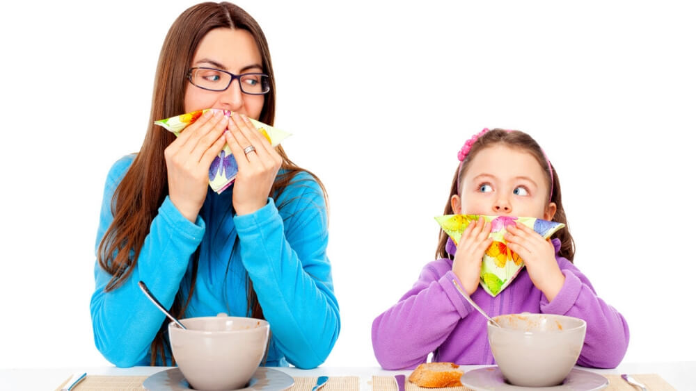 how to teach teach table manners for kids