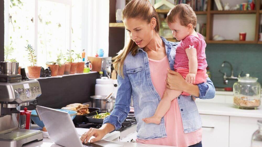 single working mom
